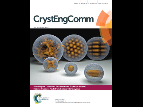 CrystEngComm 2014